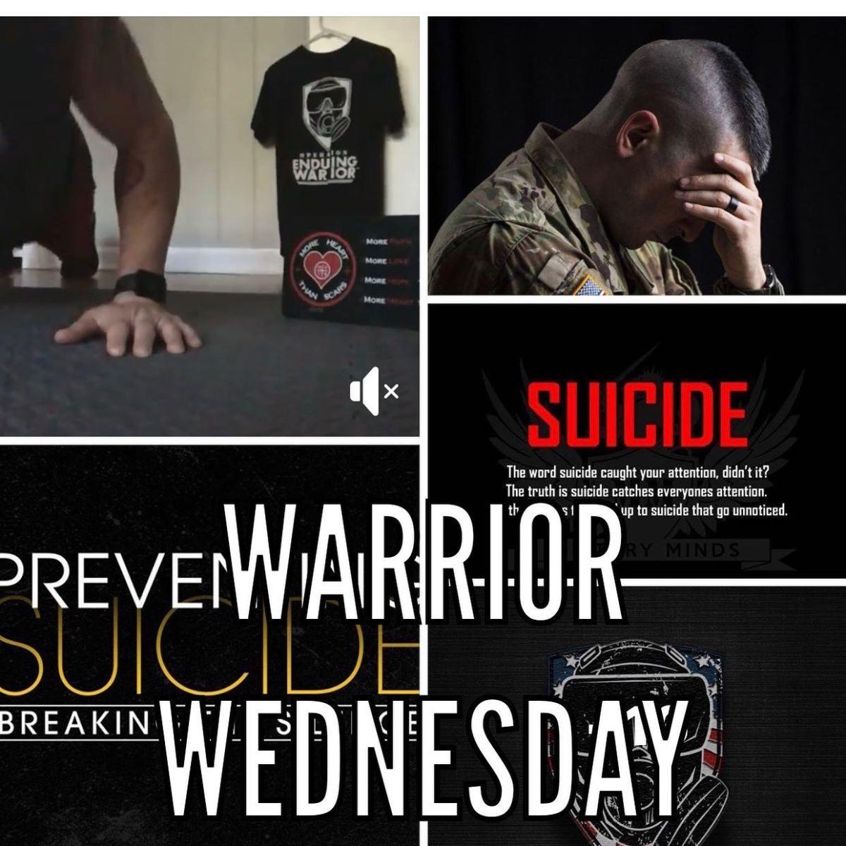 Warrior Wednesday